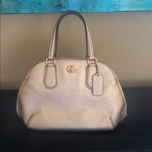 Preowned/used coach prince street mini satchel